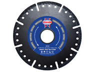 Faithfull FAIDB115ALL - Specialist Allcut Diamond Blade 115mm x 22mm