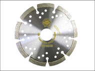 Faithfull FAIDB115MAR - Marathon Diamond Blade Masonry & Steel 115mm x 22.2mm