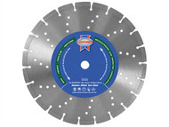 Faithfull FAIDB125PRO - Professional Diamond Blade 125mm x 22mm