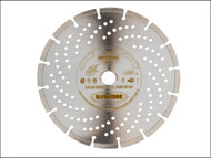 Faithfull FAIDB230MAR - Marathon Diamond Blade Masonry & Steel 230mm x 22.2mm