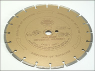 Faithfull FAIDB300S - Diamond Blade Gold Series Universal Cut 300mm x 22.2mm