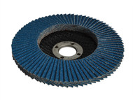 Faithfull FAIFD100F - Flap Disc 100mm Fine