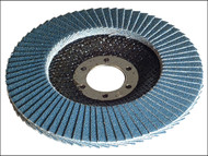 Faithfull FAIFD100M - Flap Disc 100mm Medium