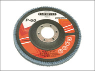 Faithfull FAIFD115C - Flap Disc 115mm Coarse