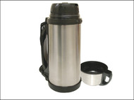 Faithfull FAIFLASK15 - Vacuum Flask Stainless Steel 1.5 Litre