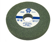 Faithfull FAIGW15016GG - General Purpose Grinding Wheel 150mm X 16mm Green Grit