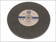 Faithfull FAIGW20020M - General Purpose Grinding Wheel 200mm X 20mm Medium Alox