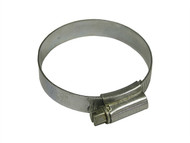 Faithfull FAIHC2SSB - 2 Stainless Steel Hose Clip 40 - 55mm