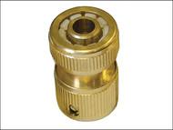 Faithfull FAIHOSEFC - Brass Female Hose Connector 12.5mm (1/2in)