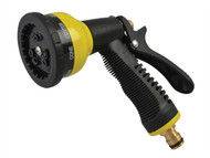 Faithfull FAIHOSEGS - 9 Pattern Garden Spray Gun