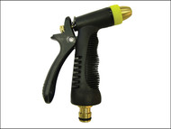 Faithfull FAIHOSEGSGUN - Garden Hand Spray Gun Zinc Body