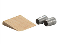 Faithfull FAIHW3N - Hammer Wedges (2) & Timber Wedge Kit Size 3