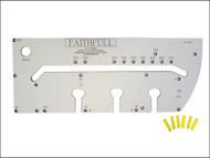Faithfull FAIKWJPRO - Kitchen Worktop Jig Professional 700mm