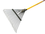 Faithfull FAILRFG - Lawn Rake Fibreglass Shaft