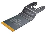 Faithfull FAIMFBM32 - Multi-Functional Tool Bi-Metal Flush Cut TiN Coated Blade 32mm