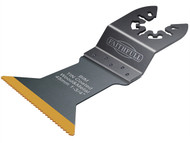 Faithfull FAIMFBM45 - Multi-Functional Tool Bi-Metal Flush Cut TiN Coated Blade 45mm