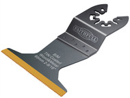 Faithfull FAIMFBM65 - Multi-Functional Tool Bi-Metal Flush Cut TiN Coated Blade 65mm