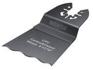 Faithfull FAIMFSER68 - Multi-Functional Tool CRZ Serrated Wavy Edge Saw Blade 68mm