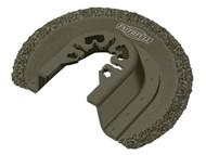 Faithfull FAIMFTC65 - Multi-Functional Tool Carbide Grit Radial Saw Blade 65mm
