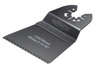 Faithfull FAIMFW68G - Multi-Functional Tool CRV Flush Fast Cut Wood Ground Set 68mm