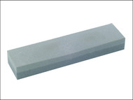 Faithfull FAIOS8C - Combination Oilstone Aluminium Oxide 200 x 50 x 25mm