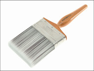 Faithfull FAIPBSY4 - Superflow Synthetic Paint Brush 100mm (4in)
