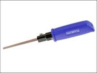 Faithfull FAIPSHM - Plastic Padsaw Handle with Blade - Handyman 250mm (10in) 9tpi