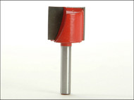 Faithfull FAIRB230 - Router Bit TCT Two Flute 22.0mm x 19mm 1/4in Shank