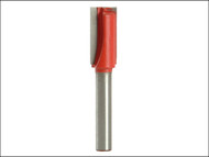 Faithfull FAIRB28 - Router Bit TCT Two Flute 10.0mm x 19mm 1/4in Shank