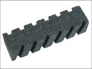 Faithfull FAIRBRICKF8 - Rubbing Brick Fluted 200 x 50 x 50mm