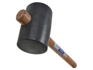 Faithfull FAIRMB312 - Rubber Mallet - Black 1.1kg (40oz)
