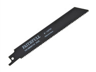 Faithfull FAISBS811H - Sabre Saw Blade Wood S811H (Pack of 5)