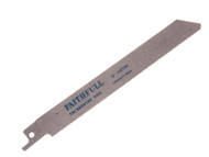 Faithfull FAISBS918E - Sabre Saw Blade Metal S918E (Pack of 5)