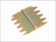 Faithfull FAISC1BULK - Scutch Combs 25mm (Box 25)