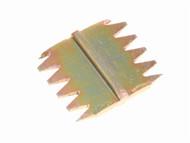 Faithfull FAISC2BULK - Scutch Combs 50mm (Box 25)
