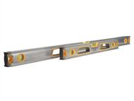 Faithfull FAISLPROAV - Professional Heavy-Duty Levels 3 Vial 1200mm & 600mm