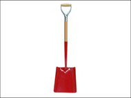 Faithfull FAISSS2MYD - Solid Socket Shovel Square No.2 MYD