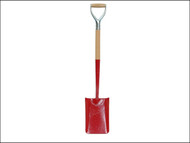 Faithfull FAISSTRMYD - Solid Socket Shovel - Trenching MYD