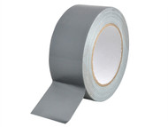 Faithfull FAITAPEGAFHD - Heavy-Duty Gaffa Tape 50mm x 25m Silver