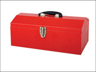 Faithfull FAITBB16 - Metal Barn Toolbox 42cm (16in)