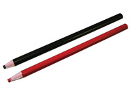 Faithfull FAITLMARKERS - Ceramic Tile Markers (Black & Red)