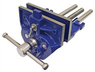 Faithfull FAIVW175DQ - Woodwork Vice 175mm (7in) Quick-Release & Dog
