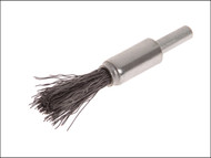 Faithfull FAIWBSI12 - Wire End Brush 12mm Flat End