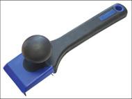 Faithfull FAIWS624 - Wood Scraper Soft Grip 4-sided Blade 62mm