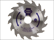 Faithfull FAIZ16016 - Circular Saw Blade 160 x 30mm x 16T Fast Rip