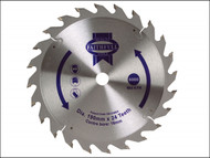 Faithfull FAIZ19024 - Circular Saw Blade 190 x 16mm x 24T Fast Rip