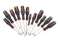 Facom FCMANJ12R2 - Protwist Screwdriver Set 12 Piece