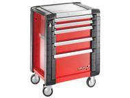 Facom FCMJET5M3 - JET.5M3 5 Drawer Roller Cabinet Red