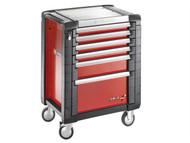 Facom FCMJET6M3 - Jet.6M3 Roller Cabinet 6 Drawer Red