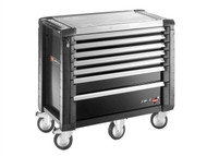 Facom FCMJET7GM5 - JET.7GM5 Roller Cabinet 7 Drawers Black